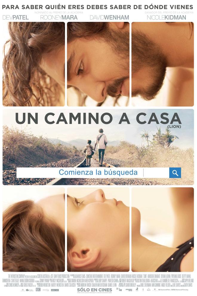 Poster de la Película: LION