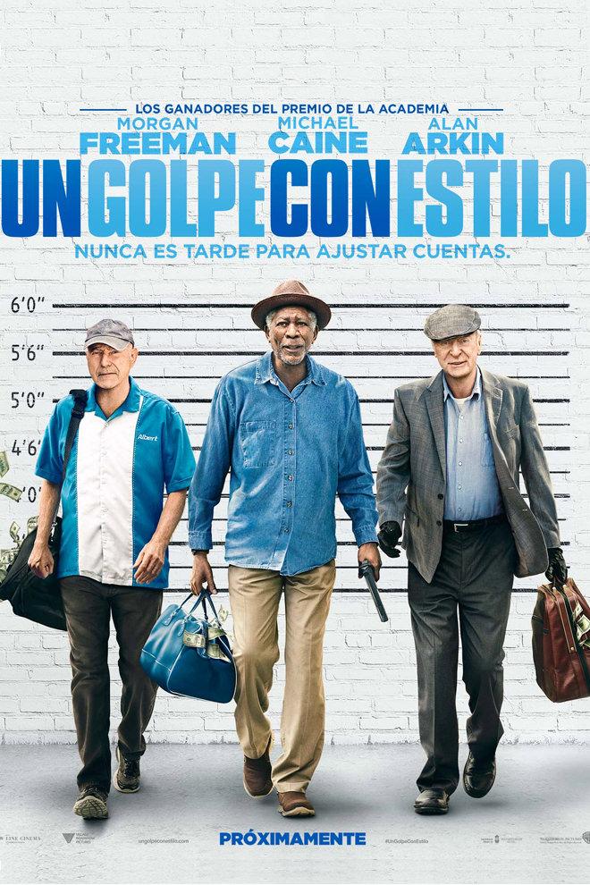 Poster de la Película: Un Golpe con Estilo