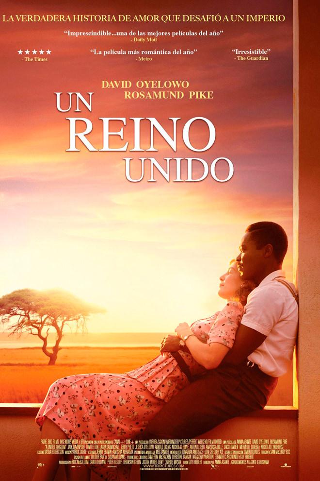 Poster de la Película: A United Kingdom