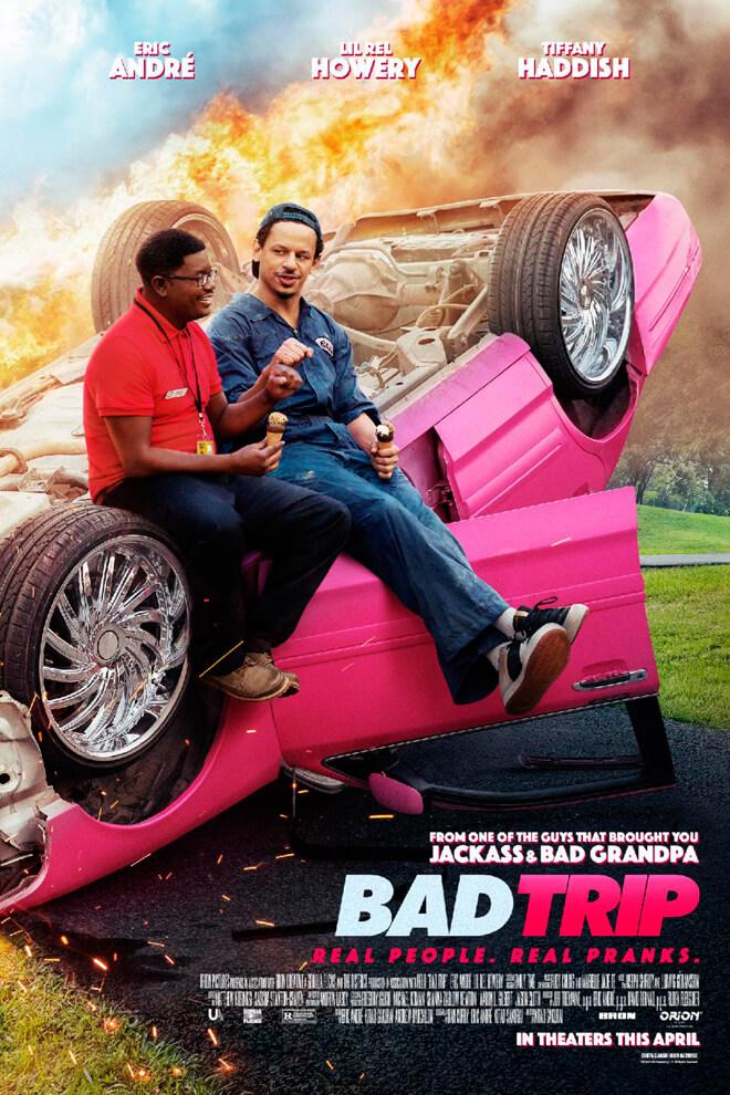 Poster de la Película: Un mal viaje