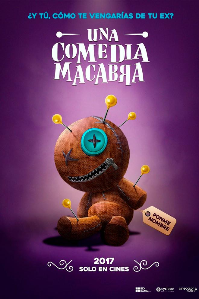 Poster de la Película: Una Comedia Macabra