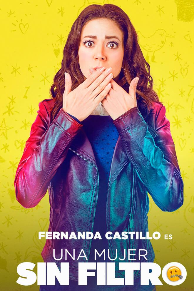 Poster De La Pel 237 Cula Una Mujer Sin Filtro