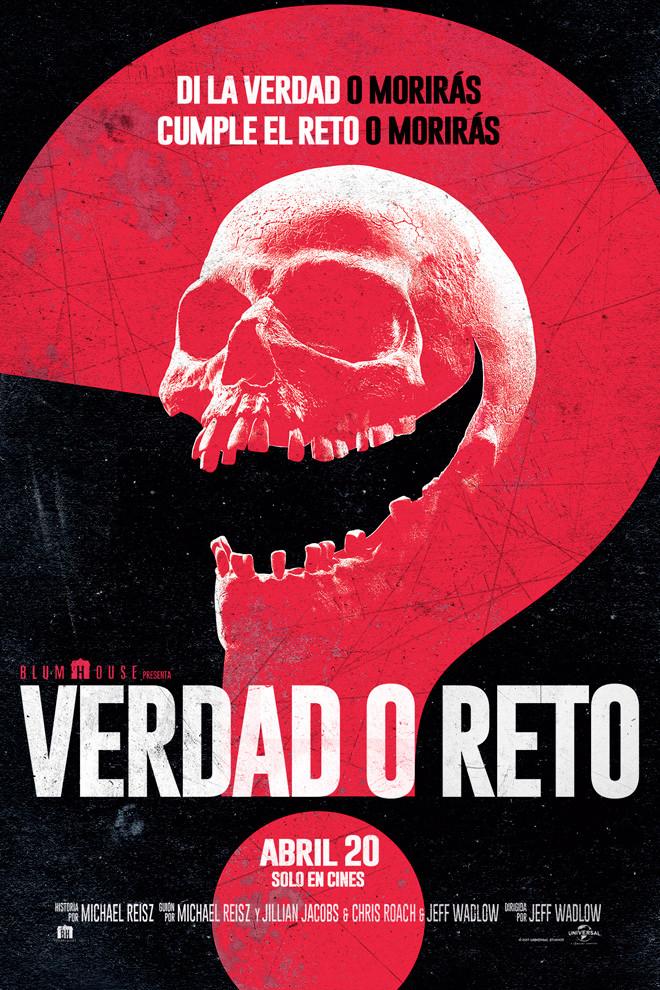Poster de la Película: Verdad o Reto (2018)
