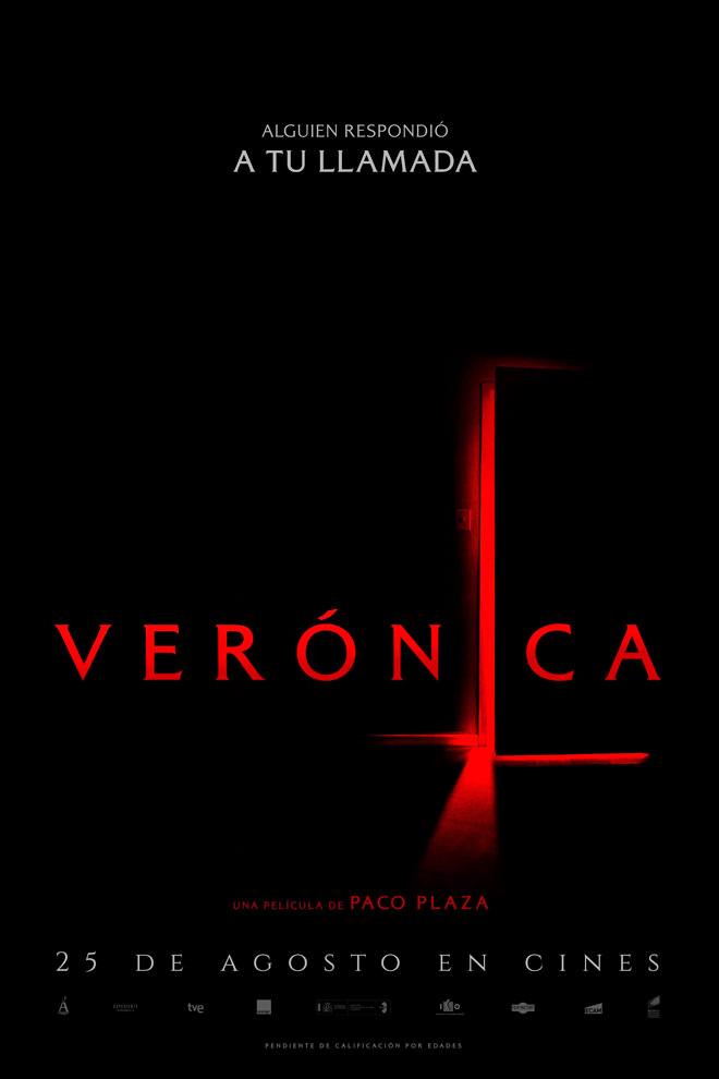 Poster de la Película: Verónica (2017) – España
