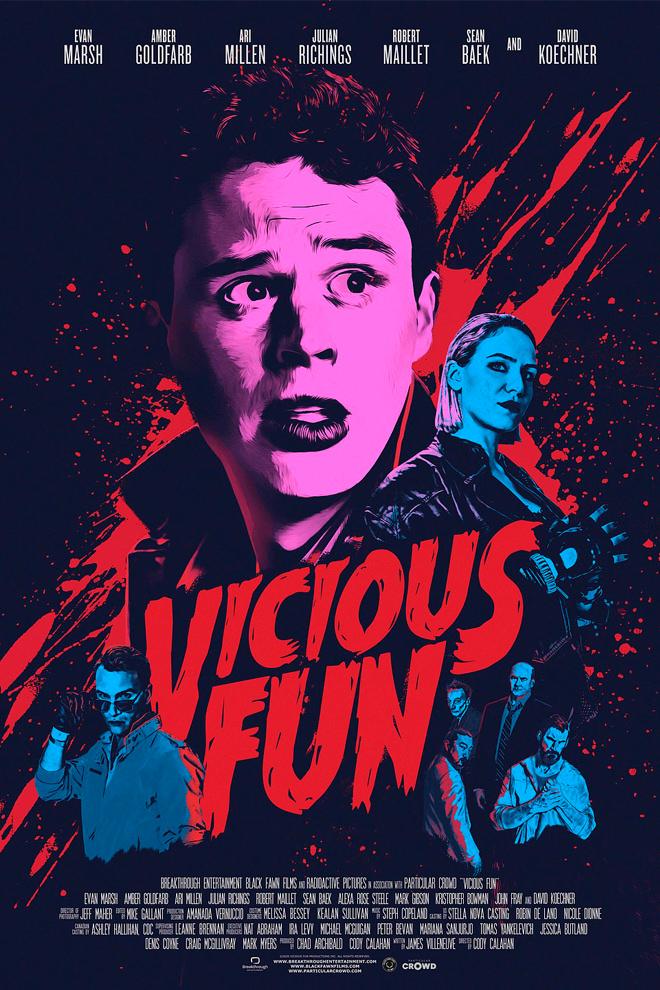 Poster de la Película: Vicious Fun