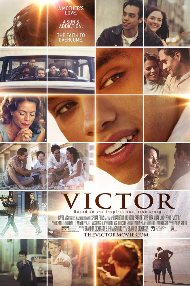 Poster de la Película: Victor (2016)