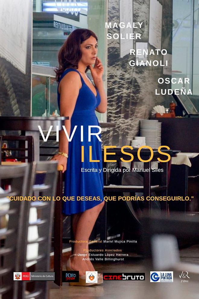 Poster de la Película: Vivir Ilesos