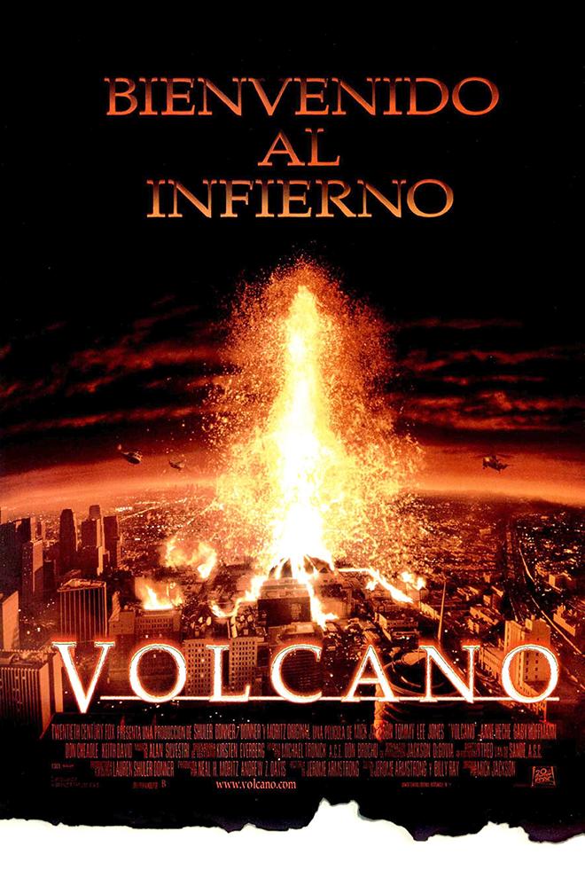 Poster De La Pel 237 Cula Volcano
