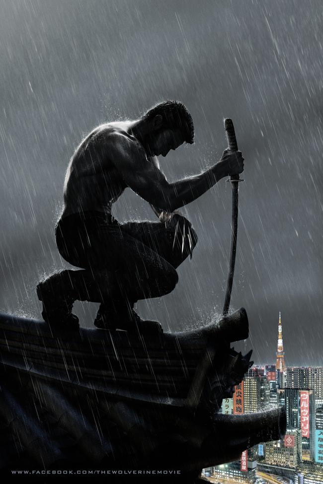 Poster de la Película: Wolverine: Inmortal