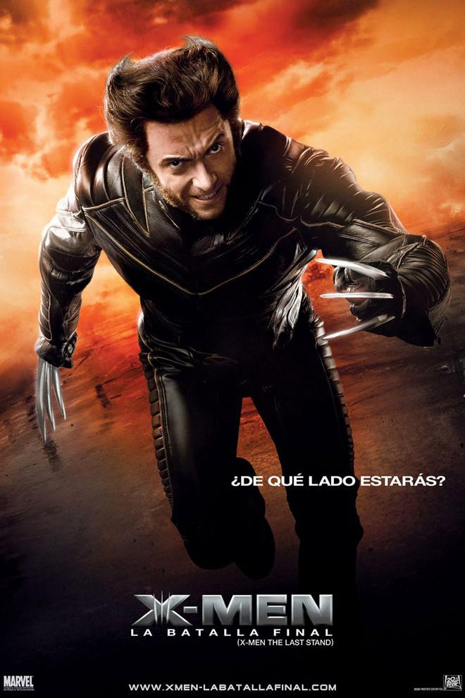 Poster de la Película: X-Men 3: La Batalla Final