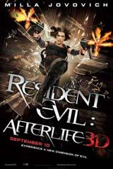 Resident Evil: La Resurrección