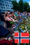 Noruega: De la paz al terror