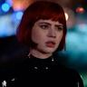 Sierra McCormick en el papel de Scarlett