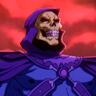 Mark Hamill en el papel de Skeletor