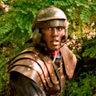Gershwyn Eustache Jnr en el papel de Vitus