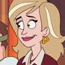 Jill Talley en el papel de Bonnie