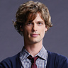 Matthew Gray Gubler en el papel de Spencer Reid