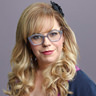 Kirsten Vangsness en el papel de Penelope Garcia