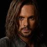 Tom Riley en el papel de Leonardo da Vinci