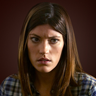 Jennifer Carpenter en el papel de Oficial Debra Morgan