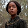 Thuso Mbedu en el papel de Cora Randall