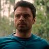 Sebastian Stan en el papel de Bucky Barnes / Soldado del Invierno