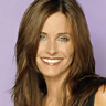 Courteney Cox en el papel de Monica Geller