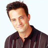 Matthew Perry en el papel de Chandler Bing