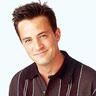 Matthew Perry en el papel de Chandler Bing
