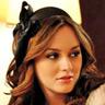 Leighton Meester en el papel de Blair Waldorf