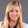 Jessica Capshaw en el papel de Dra. Arizona Robbins