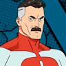 J. K. Simmons en el papel de Nolan Grayson / Omni-Man