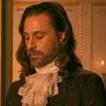 Hugo Silva en el papel de Enrique de Arcona