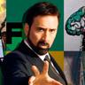 Nicolas Cage en el papel de Nicolas Cage