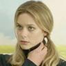 Rachel Keller en el papel de Syd
