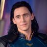 Tom Hiddleston en el papel de Loki