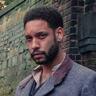 Royce Pierreson en el papel de Dr. Watson