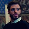 Richard Madden en el papel de Cosimo de' Medici