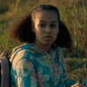 Annarah Cymone en el papel de Leeza