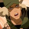 Sonya Blade en el papel de Una oficial condecorada de las Fuerzas Especiales.