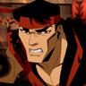 Liu Kang en el papel de Uno de los mejores guerreros del Reino de la Tierra.