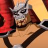 Shao Kahn en el papel de Es el Emperador del Mundo Exterior.