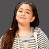 Lourdes Errante en el papel de Isabella Amigo