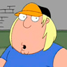 Seth Green en el papel de Chris Griffin