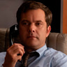 Joshua Jackson en el papel de Bill Richardson