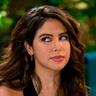 Cinthya Carmona en el papel de Solana