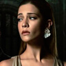 Carolina Miranda en el papel de Elisa Lazcano
