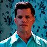 Charlie Carver en el papel de Huck Finnigan