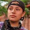 Paulina Alexis en el papel de Willie Jack