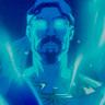 Jason O'Mara en el papel de Zeus